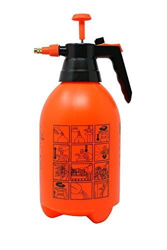 Könnig One-Hand Garden Pressure Pesticide Sprayer 0.8 Gallon/3L by Könnig