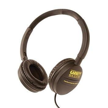 Garrett Metal Detectors Easy Stow - Auriculares para detector de metales: Amazon.es: Instrumentos musicales