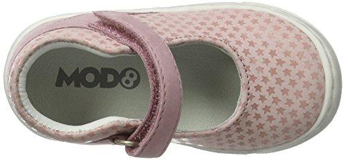 Mod8 Baby Mädchen It Krabbelschuhe Violett (VIOLET CLAIR Imprime)