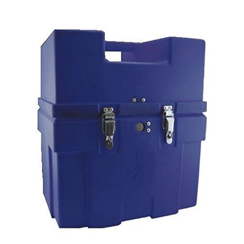 JUMBO EQUIPMENT CASE BLUE - B&G201