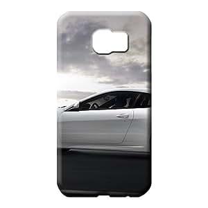 samsung galaxy s6 edge Brand Protective stylish phone carrying covers Aston martin Luxury car logo super