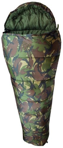 Highlander Kids Cadet 350 Sleeping Bag – Camo by Highlander B01LE3IKIA