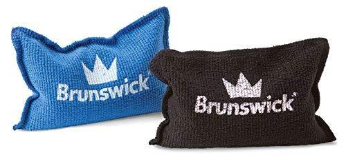 Brunswick Microfiber Grip Sack Ball Polisher, Assorted - Ball Microfiber Grip