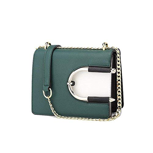 Elegante Tide Minimalista Korean Mano Verde Chain Spring Crossbody Ms Verde Unica Dimensione Shoulder Taglia colore Carino Joker Fashion 5qSPSvYw
