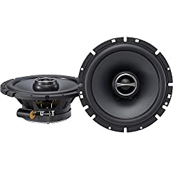 "Alpine 6.5"" Coaxial 2 Way 240w Wide Range Car Audio Speakers Sps-610 (Pair)"