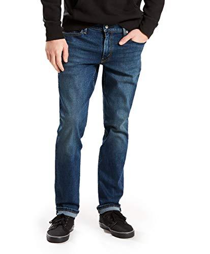 Levi's Men's 511 Slim Fit Jeans Stretch, Panda, 33Wx30L