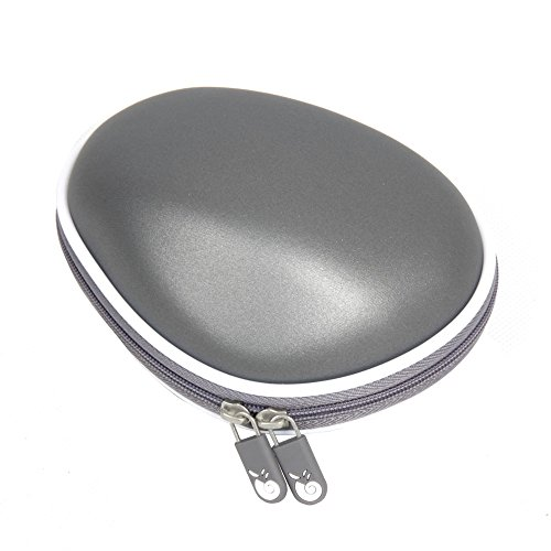 Hard Travel Case Fits Logitech MX Master/Master 2S Wireless Mouse by hermitshell (Gray)