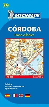 Plano Plegable Córdoba (Planos Michelin): Vv.Aa, Vv.Aa: Amazon.es ...