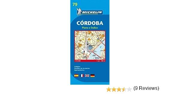 Plano Plegable Córdoba (Planos Michelin): Vv.Aa, Vv.Aa: Amazon.es ...
