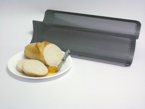 Chicago Metallic 69610 Professional Nonstick Perforated French Bread Pan
