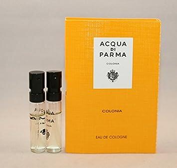 2 Acqua Di Parma Colonia Eau De Cologne Spray Vial Sample .05oz/1.5 Ml