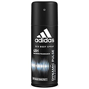 Adidas Dynamic Pulse Deodorant Body Spray For Men,150ml