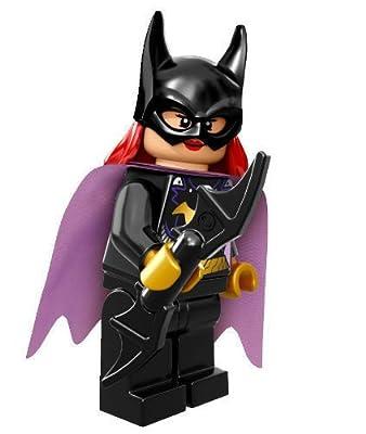 LEGO Super Heroes DC Universe Batman Minifigure - Batgirl with Bat-a-rang (76013)