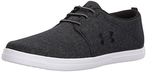 Casual Street Fashion Shoes (Under Armour Men's Street Encounter IV, Black (001)/Graphite, 9)