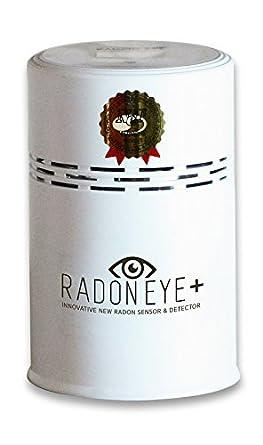 Radón ojo rd200p Radon Detector para dueño de casa radón ojo Plus: Amazon.es: Industria, empresas y ciencia