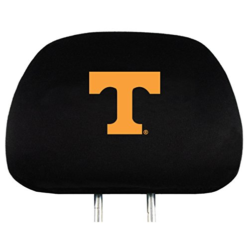 Ncaa Headrest Covers (NCAA Tennessee Volunteers Head Rest Covers, 2-Pack)