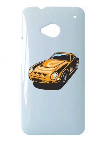 """Smartphone Case Apple IPhone 6/ 6S """"hot Rod Sportwagen Oldtimer Young Timer Shellby Cobra GT Muscel Car America Motiv 9713"""" Spass- Kult- Motiv Geschenkidee Ostern Weihnachten"""