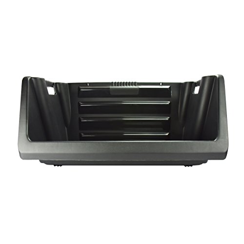 Muscle Rack SB311614-3BK Stackable Storage Bin, 14.5