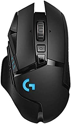 Logitech G502 Hero Gaming Mouse Programmable 16000DPI RGB Backlight Mouse NIGH