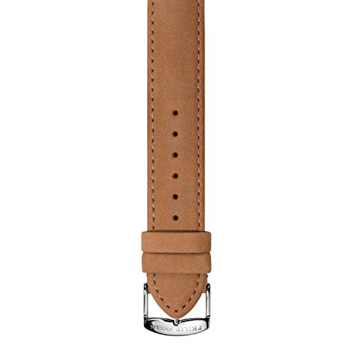 Philip Stein Calfskin Country-Sueded Camel Band ()