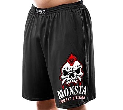 Monsta Clothing Co. Men's Monsta Combat Div. (SRT190) Shorts