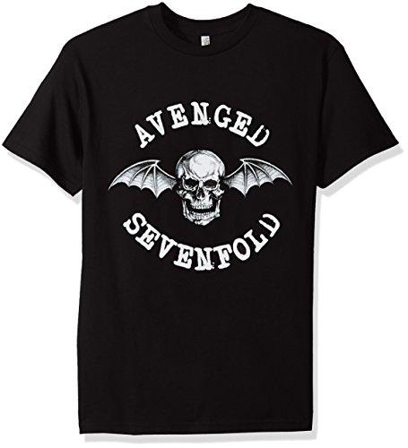 Classic Adult Black T-Shirt - 7