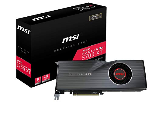 MSI Gaming Radeon RX 5700 XT 256-bit HDMI/DP 8GB GDRR6 HDCP Support