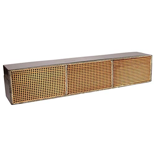 Ceramic Catalytic Combustor for Lopi Fireplace Xtrordinair Wood Stoves by Travis Industries CC-453