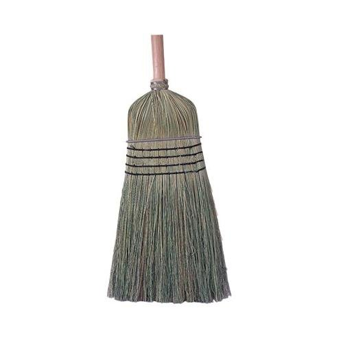 Weiler 804-70308 Janitorial Upright Broom, Corn & Fiber Fill, 57 in. Overal by Weiler