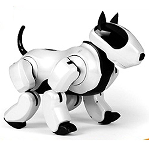 White-Genibo-SD-Robotic-Dog-Artificial-Intelligence-Pet-Robot