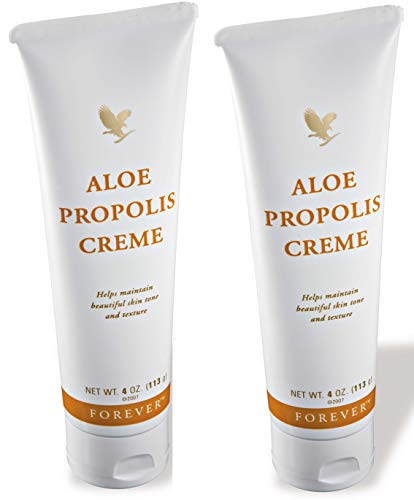 Forever Living Aloe Propolis Creme 4oz. Two Pack