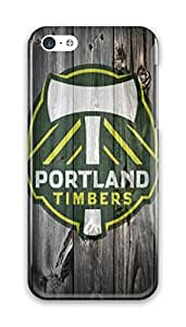 Qhoper designs for Portland Timbers MLS case iphone 5c
