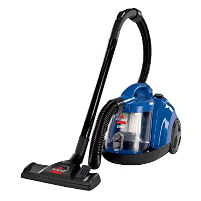 Bissell Zing Bagless Canister Vacuum - Corded