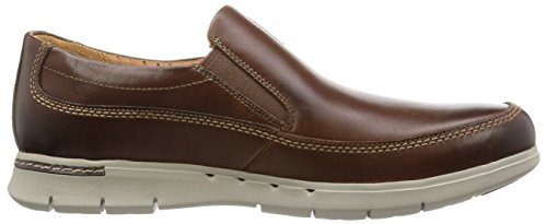 cheap sale reliable Clarks Unbyner Easy Leather Shoes In Dark Brown buy cheap huge surprise cheap buy free shipping looking for PAjav3L