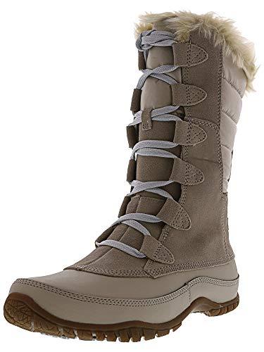 The North Face Nuptse Purna Boot Women's Dove Grey/Arctic Ic
