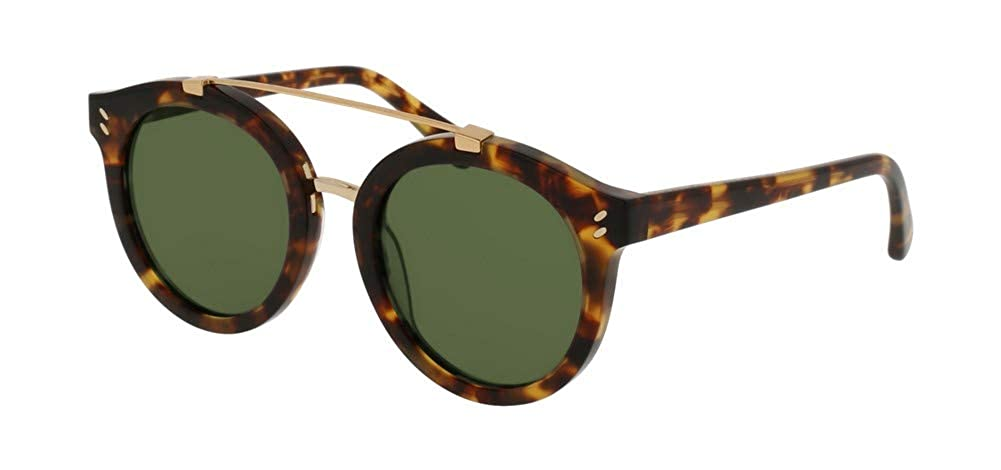 Stella McCartney SC 0054 SI Sunglasses 001 Black//Grey 50MM
