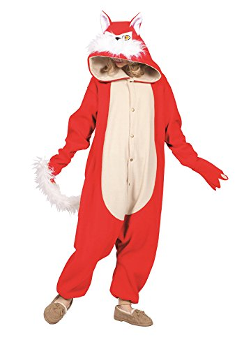 Male Red Fox Costume (RG Costumes Red Fox, Rust, One Size)