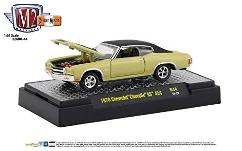 (M2 Machines 1:64 Detroit Muscle Release 41 1970 Chevrolet Chevelle SS 454)