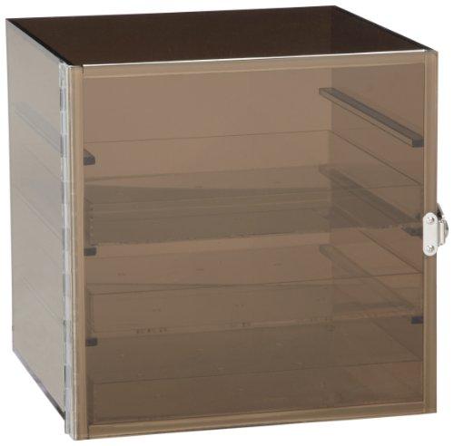 Bel-Art Bronze Acrylic Desiccator Cabinet; 0.82 cu. ft (F42066-0001) (Sp Bronze Cabinet)
