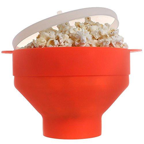 popcorn fire pit popper - 6