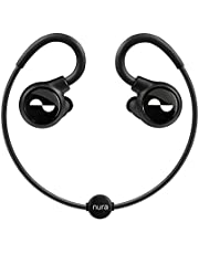 NuraLoop - Wireless Bluetooth Earbuds with Personalised Sound, Active Noise Cancellation, 16+ Hours Battery, Crystal Clear Voice Calls, immersive bass, and Wired and Wireless Connection