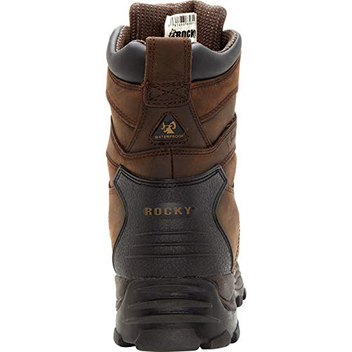 Pictures of Rocky Men's Sport Utility Eight Inch FQ0007480 Brown 5