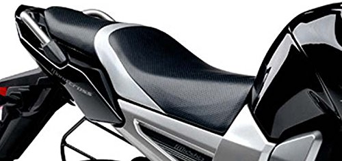 Vheelocity 72568 Black Motorcycle Seat Cover For Yamaha Fz 16 S