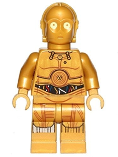 (LEGO Star Wars C-3PO from 75136)