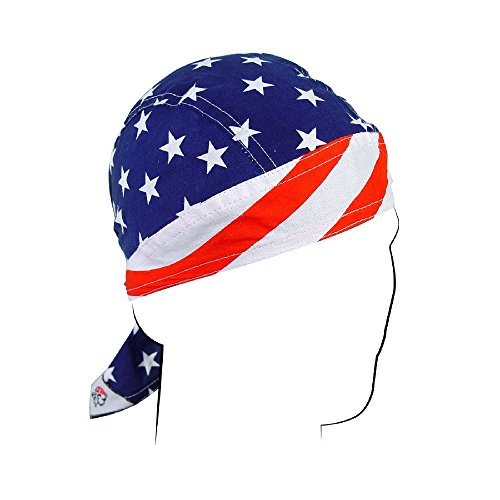 Flydanna Stars - Zan Headgear Z476, Flydanna, Cotton, Stars & Stripes IV