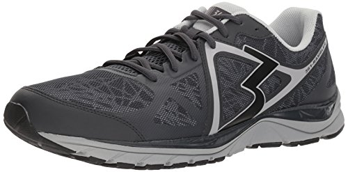 Men Ebony 361 Running Sleet Rambler 361 Shoe 0wwFRq