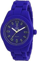 ToyWatch Women's Quartz Watch VV09BL with Plastic Strap