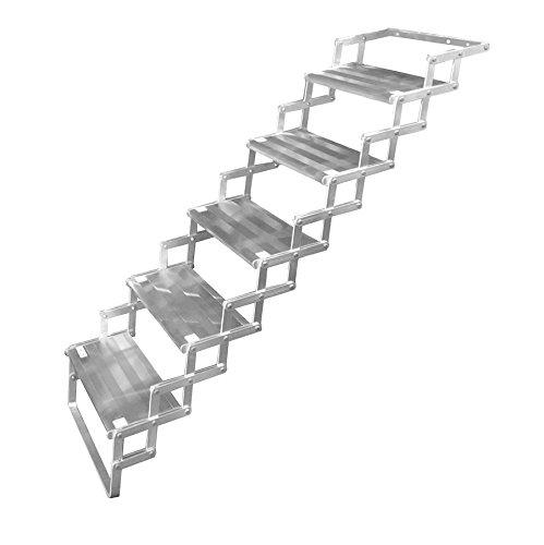 Ladder Motorhome (TORK LIFT A7805 RV Trailer Camper Steps & Ladders Glow Step-Five Step)