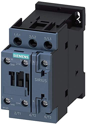 SIEMENS 3RT1025-1AP00 AC CONTACTOR PLC 17 A 7.5 KW 230 VAC COIL NEW
