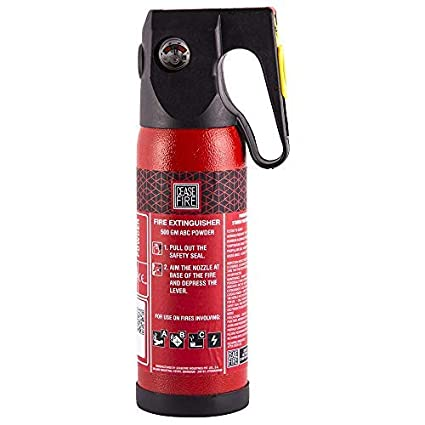 0efd36c38e0f Ceasefire Powder Based Car   Home Fire Extinguisher (Red) - 500 gm ...